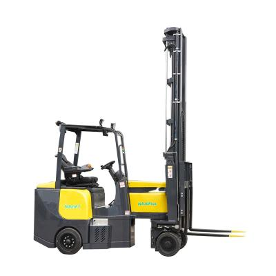 2000kg 5.5m articulated forklift trucks